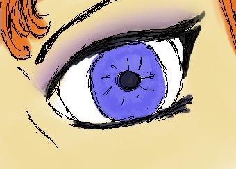 Eye doodle by tatsuyasaverem
