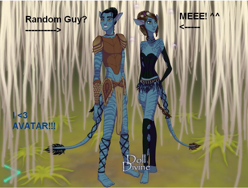 Avatar Dress Up Games - Girls Dress Up Games