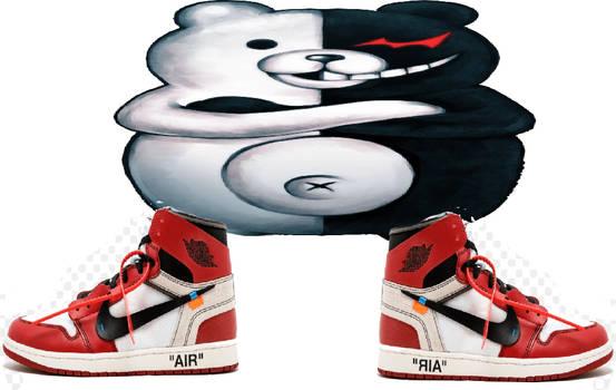Awesome mono shoes