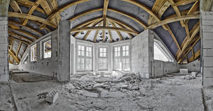 Building Site - HDR Panorama
