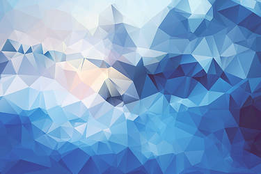 Free Polygonal / Low Poly Background Texture #2 by RoundedHexagon