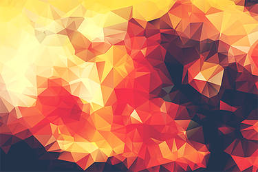 Free Polygonal / Low Poly Background Texture #4 by RoundedHexagon