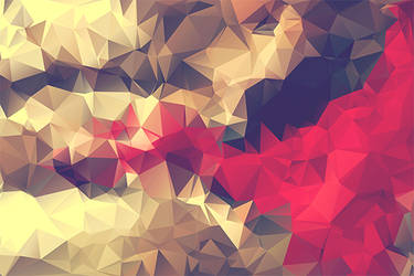 Free Polygonal / Low Poly Background Texture #8