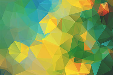 Free Polygonal / Low Poly Background Texture #10