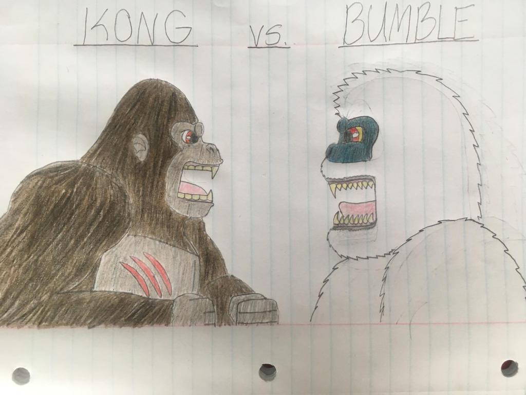 bumble kong