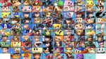 Super Smash Bros Ultimate Deluxe Roster