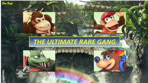 The Ultimate Rare Gang