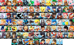 My Dream Final Ultimate Roster