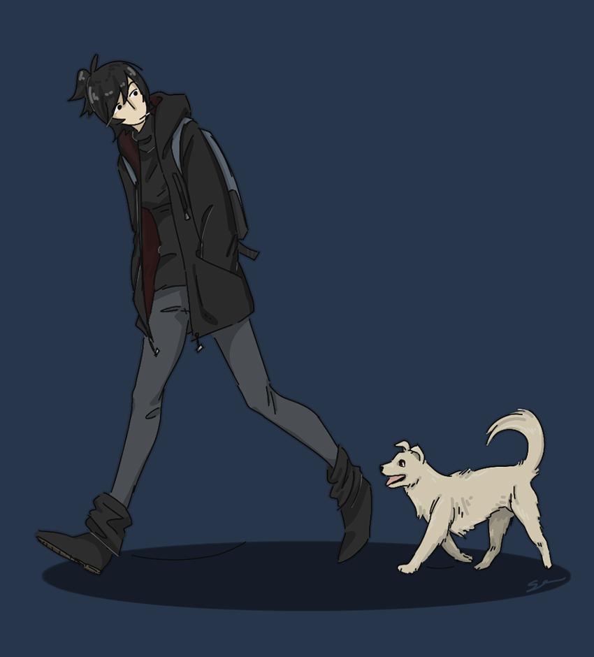 walk by Sano-Sen