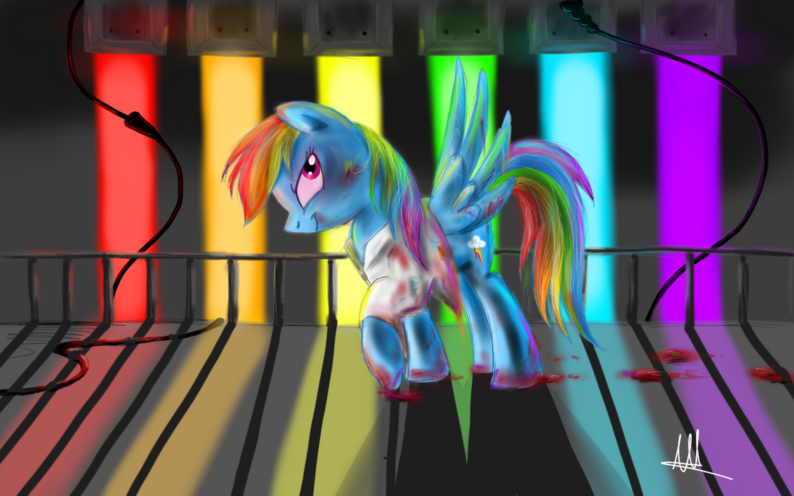 Rainbow Factory By MaishaLyca On DeviantArt