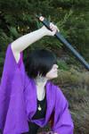 Sasuke Black Katana -03