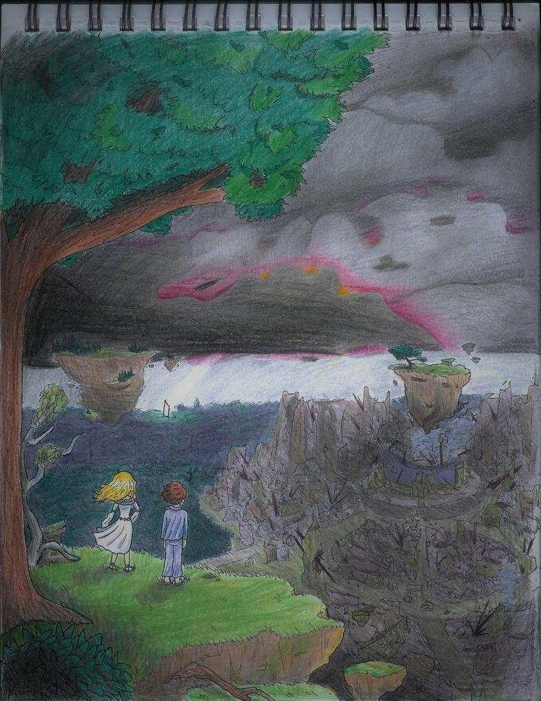 The desolation of Rave by hikari-kojikoe