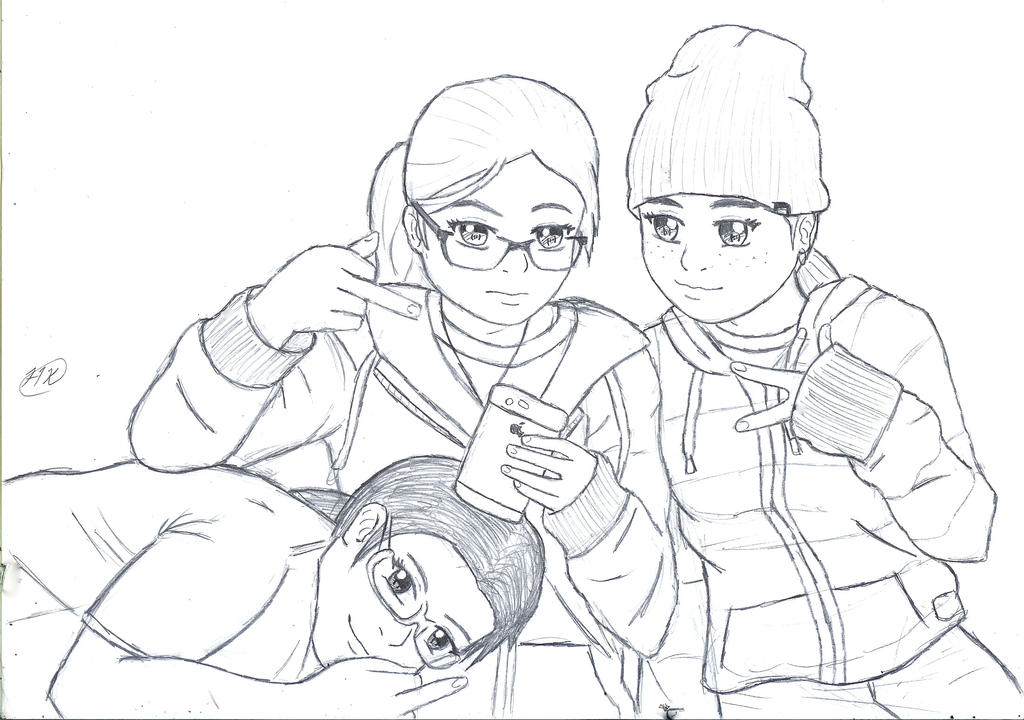 the squad by hikari-kojikoe