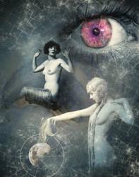 The Birth Of A Gemini by Erebus-Inversio