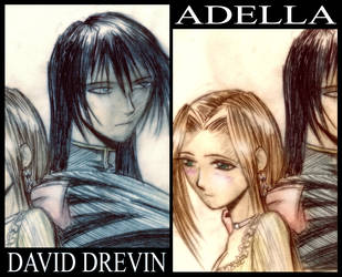 David and Adella by TheEclipse
