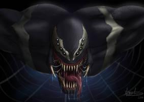 Venom by tonyzork