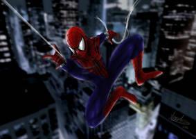 Hey! I'm swingin' here! by tonyzork
