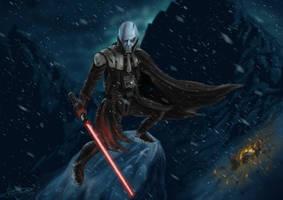 Jedi Hunt by tonyzork