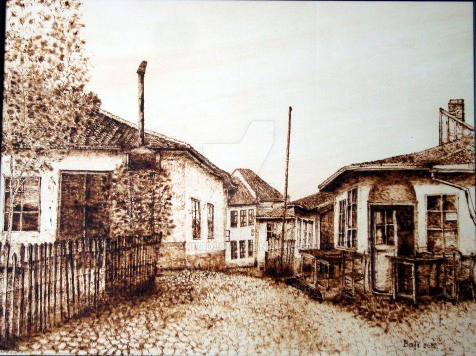 Old Belgrade -Zadarska Street by ivankadjo