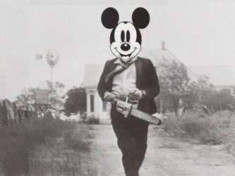 Epcot Chainsaw Massacre