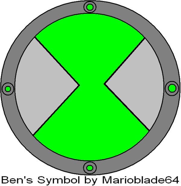 Bens Symbol By Marioblade64 On Deviantart