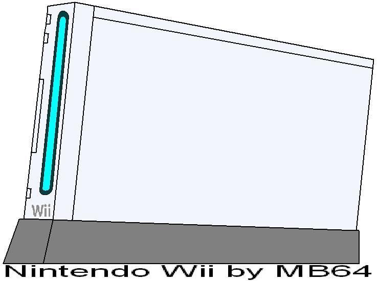 Nintendo Wii by MarioBlade64 on DeviantArt