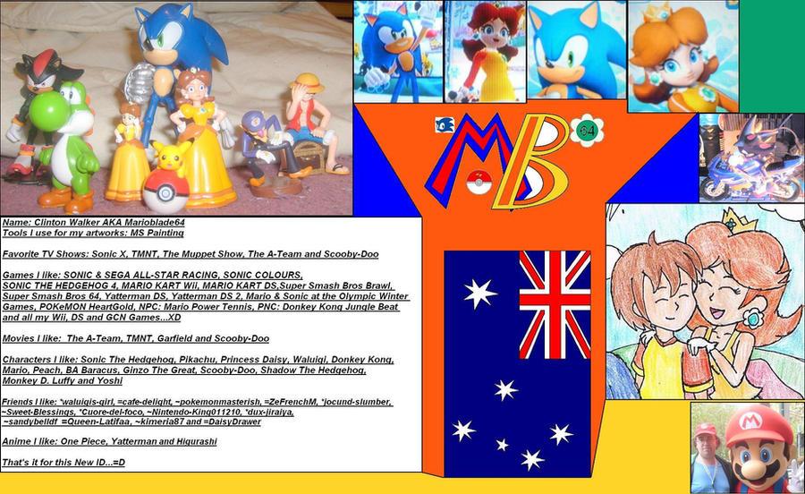 MarioBlade64's Profile Picture