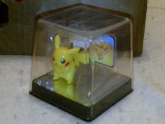 KANTO Pikachu by MarioBlade64
