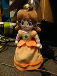 Princess Daisy Plushie by MarioBlade64