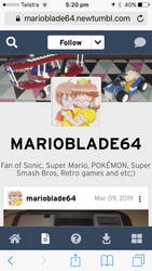 MB64's NewTumbl by MarioBlade64
