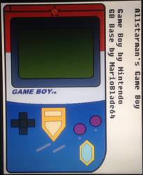 AllStarman's Game Boy by MarioBlade64