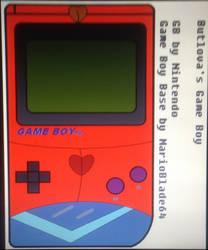 Butlova's Game Boy by MarioBlade64