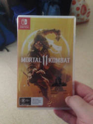 Mortal Kombat 11 for Nintendo Switch by MarioBlade64