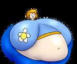 Bigger Daisy Max by ButLova by MarioBlade64