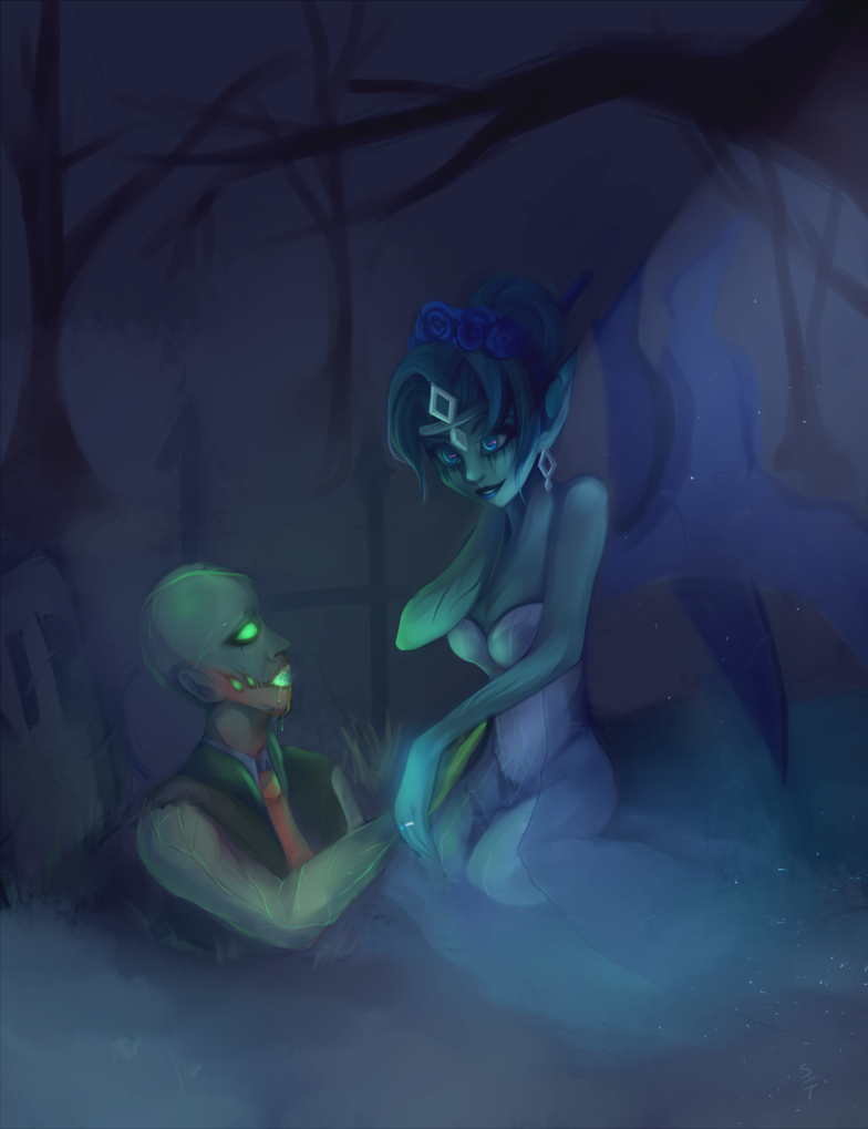 Will you marry me? by SchnellenTod