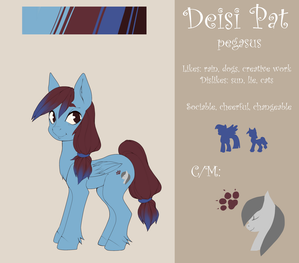 Commision reference by SchnellenTod