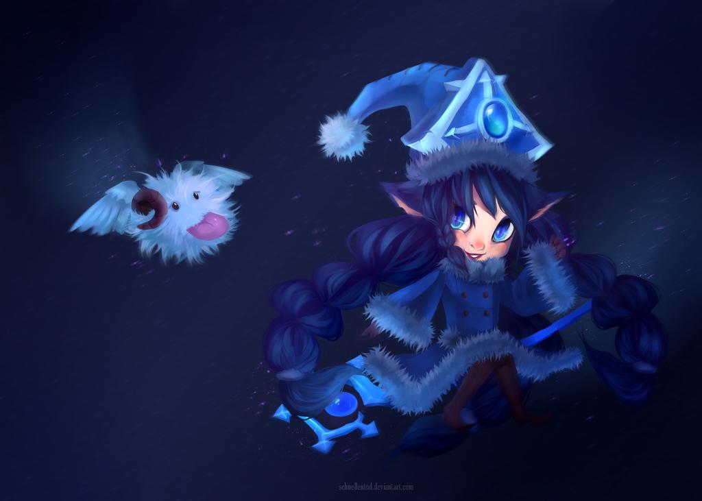 Winter Wonder Lulu by SchnellenTod