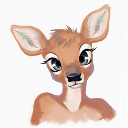 Deer boy by SchnellenTod