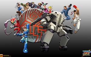 All Capcom Team - Wallpaper by iFab
