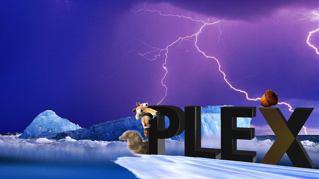 Ice Edge - Plex - Splash by iFab