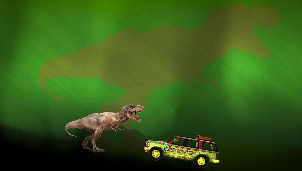 JurassicPlex - Splash by iFab