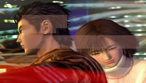 Shenmue Ending - PSP by iFab