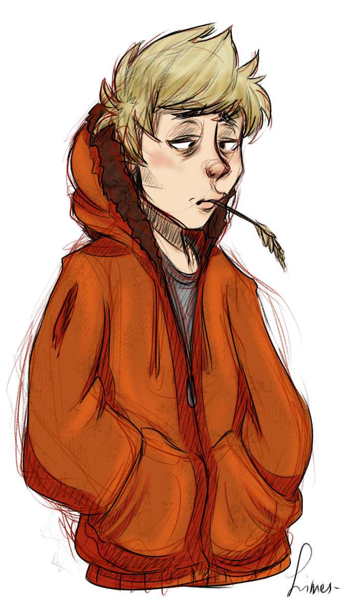 little boy orange by desthpicable