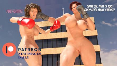 Gabriela vs Arda Patreon Preview by Adrasko