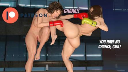Gabriela vs Bianca Patreon Previewww by Adrasko