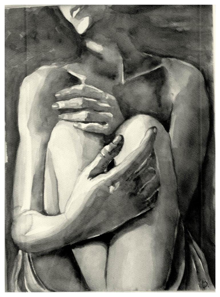 softness by BozenaFatygaArt