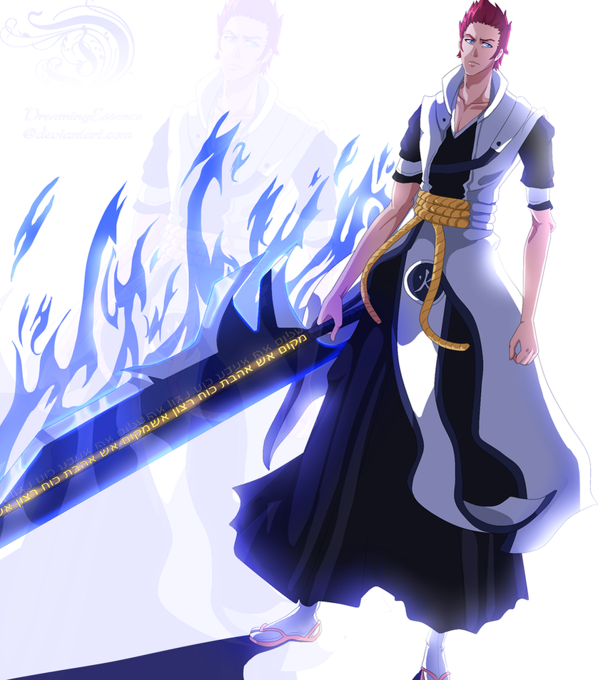 Oc Captains On Bleach Oc Characters: Blaze Kagayaku -I Am Your Shield- By TheBlazeKagayaku On