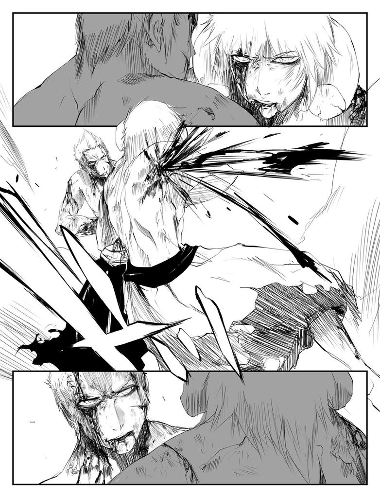 Farewell - page 6 by BlazeKagayaku