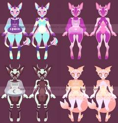 [2/4 OPEN, price drop] Space Deer Adopts!