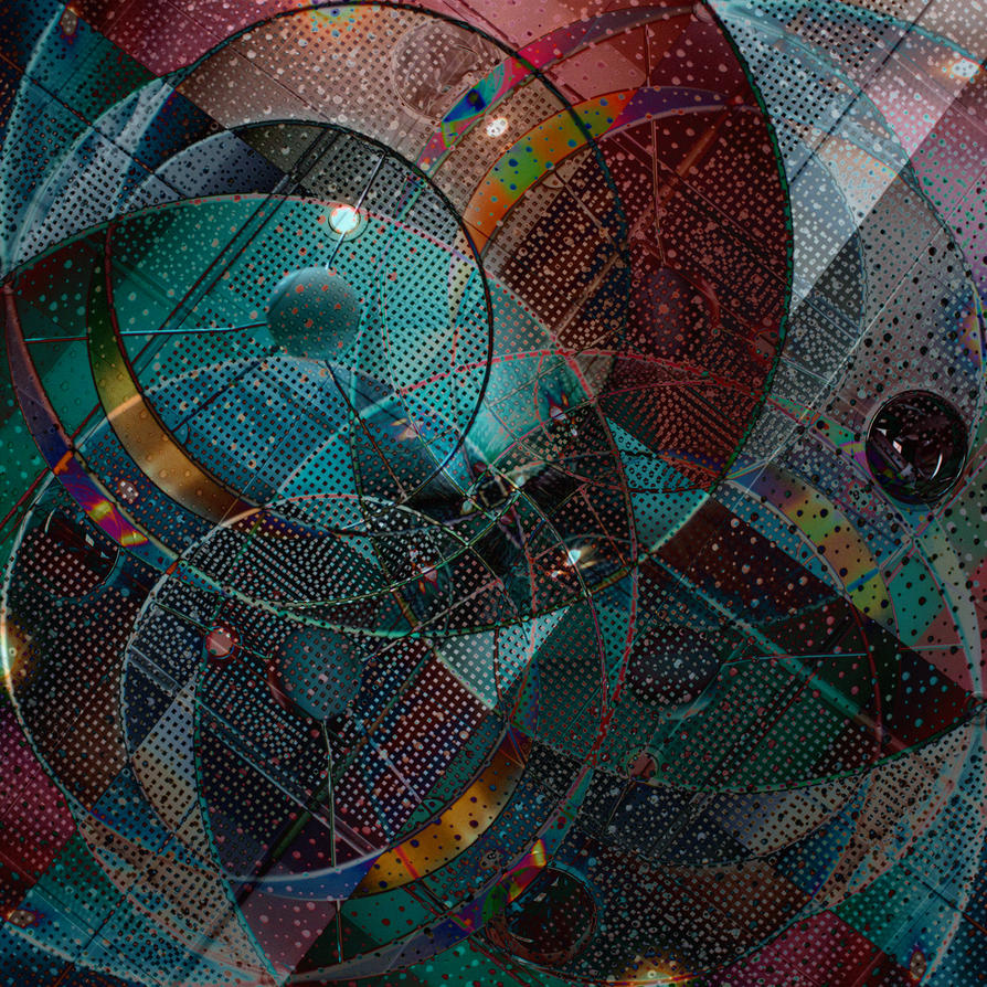 lampshade cosmos by ltiana355
